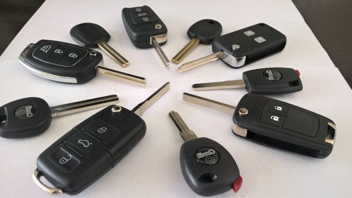 Дубликат ключа от авто